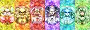 時のオカリナ 六賢者の皆さん