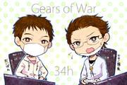 Gears of War 34h!