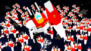 【MMD】GMⅢ隊、イージスゆきちゃんを支援する!