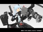 MMD:ストラーフモデル配布