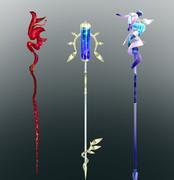 【配布】魔法的な杖2