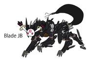 Blade JB / ブレードジュゥべえ