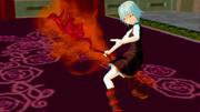 炎の魔杖。
