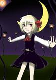 Story1・紅魔館へ向かう途中…… 「夜は好き?」