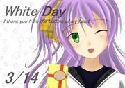 3月14日ってなんだっけ?・・・え?ホワイトデー?なにそれ?爆ぜるの?