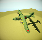 【Minecraft】二式大艇、飛翔!