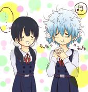 たまちゃん&銀ちゃん