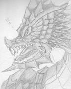 僕の考えた最強のドラゴン(笑)