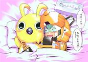 【PSO2】フーリエちゃん【寝とり】