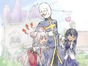 司祭様と幼女ズ