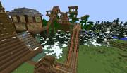 Minecraft ジャングル1