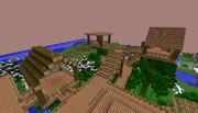 Minecraft ジャングル2