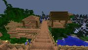 Minecraft ジャングル3