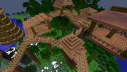 Minecraft ジャングル4