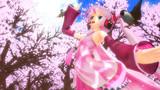 桜仕様ミク