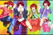 赤髪's!