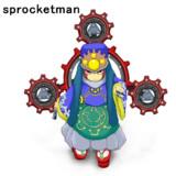 スプロケットマン