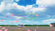【第一回MMD航空祭】さくら(展示課目)
