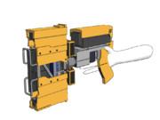 [調整中]オリジナル工具:電離気体射出式溶断工具