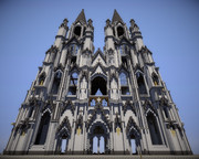 ケルン大聖堂(試作)