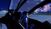 B3 Take off for Night Reconnaissance ~夜桜~