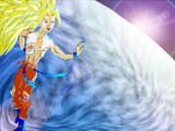 スーパーサイヤ人GOD(予想)