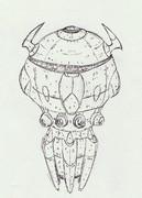 ゴルバ「手描き」