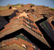 【Minecraft】 湖上の星~Stella lacus~ シュテルニア要塞④