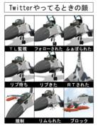 Su-35でTwitterやってるときの顔
