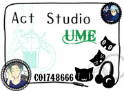 【Act Studio UME】