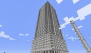【Minecraft】自己満で終わるマルチのマンション、入居者1人