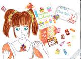 高槻やよいちゃん、お誕生日おめでとう!