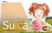 やよい誕生日記念Suica