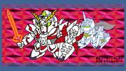 騎士ユニコーンガンダム【デストロイモード】