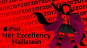 ハルシュタイン閣下 iPod風壁紙