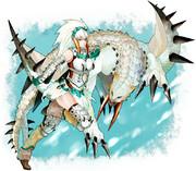 零下の白騎士