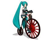 【MMD】日の丸印の二輪車【配布】