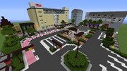 【Minecraft】 甲府駅