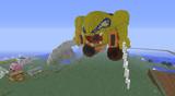 モビルアーマー型自宅【Minecraft】