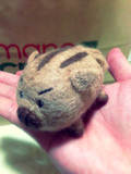 【羊毛フェルト】ボタン【4】