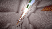 【Minecraft】渓谷から【影MOD】