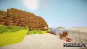 【Minecraft】川沿い【影MOD】