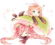 桜もちミク