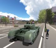 【モデル配布】 チャーチル歩兵戦車MkVII 【MMD陸軍】