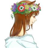 わっち花冠
