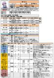 ブレカナ卓、PCデータ「サウラ(PL咲夜)」
