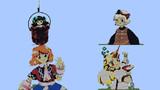 【Minecraft】息抜きでマインクラフトドット絵【地霊殿】①