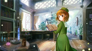 錬金術師の女の子