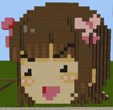 【Minecr@ft】春香さんお誕生日記念ドット3