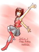 のヮの<誕生日ですよ!誕生日!